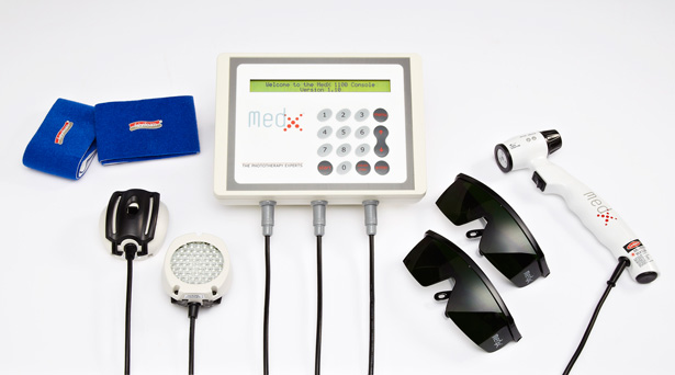 MedX Rehab Console System